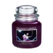 Village Candle Sugar Plum Fairy 16oz Medium Candle Jar